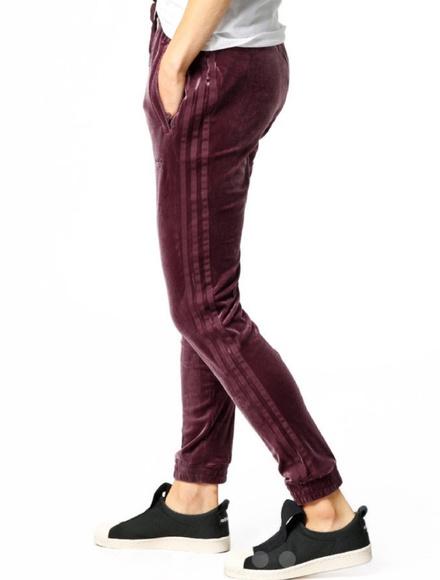 NWT Adidas Velvet Vibes SST Track Pant size XL NWT
